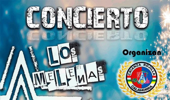Cocierto de Los Melenas + Two House Djs