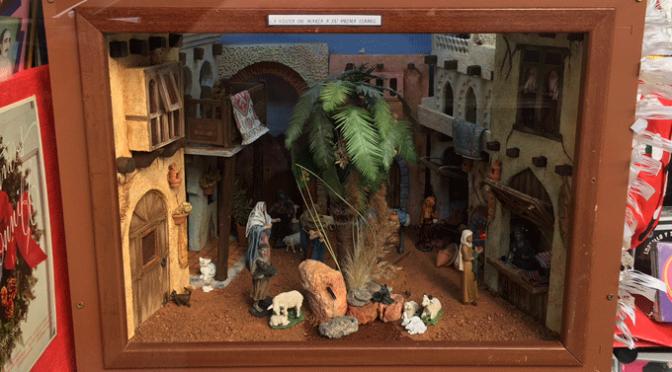 Dioramas Navideños en el Ayuntamiento y en varios establecimientos de Calahorra
