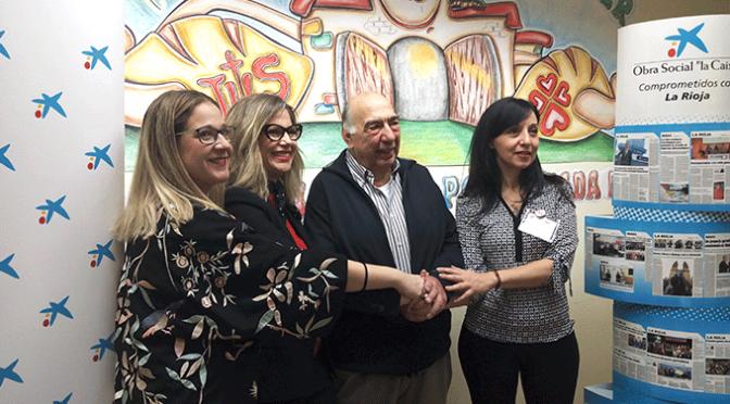 Donación de 9.000€ a Cáritas Calahorra