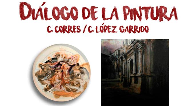 Exposición Diálogo de la pintura