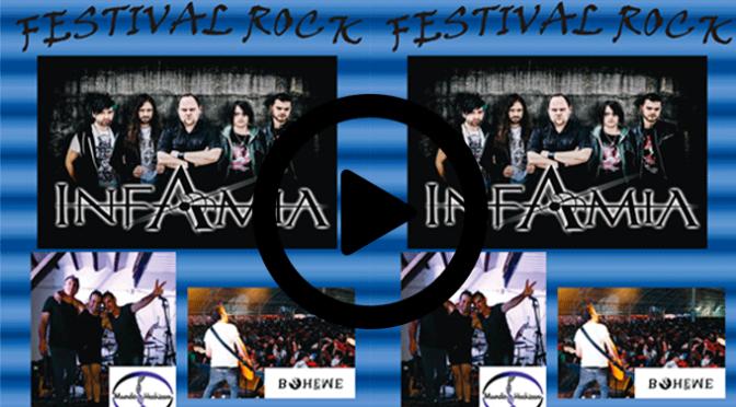 II Festival de Rock en Fiestas de Marzo