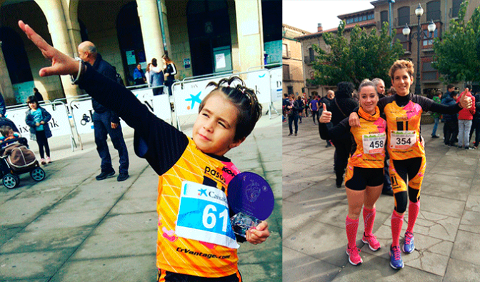 El Pasos Runners en Tafalla y Portugal