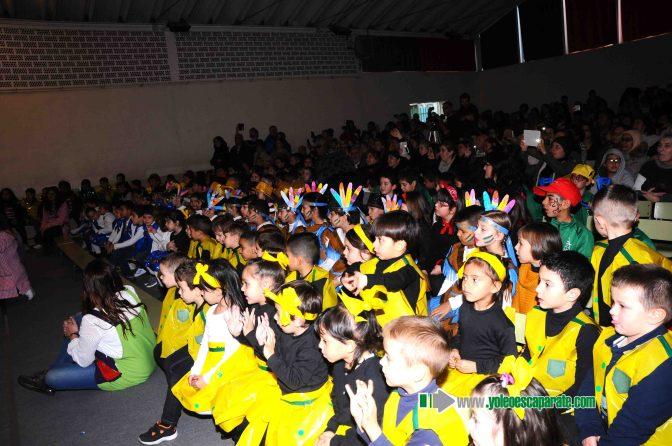 Galeria: Festivales en los colegios