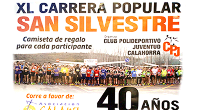 Xl Carrera Popular San Silvestre