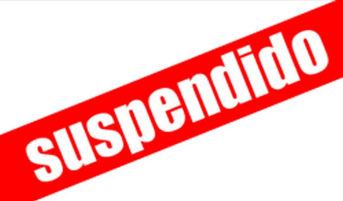 Se suspenden los Juegos Deportivos de La Rioja previstos para mañana