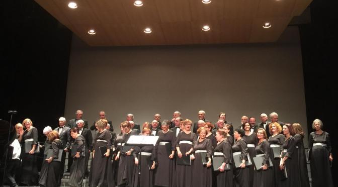 Gran concierto del Orfeón calagurritano