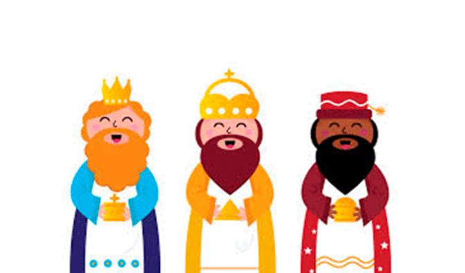 Los Reyes Magos llegan a Azagra
