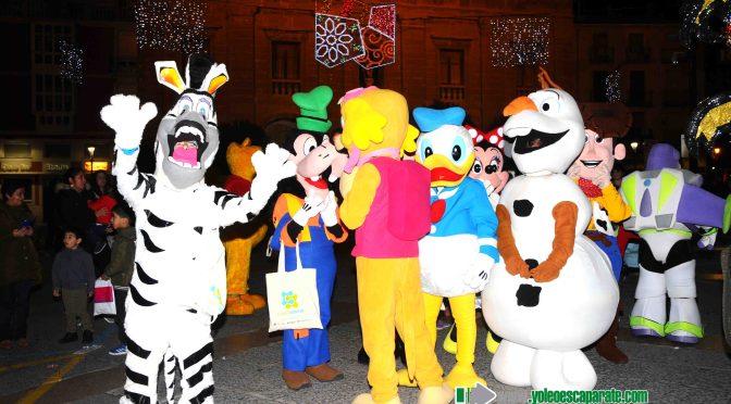 Galería: Cabalgata de Reyes en Calahorra
