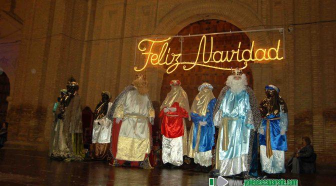Galería: Cabalgata de SS.MM los Reyes Magos en Alfaro