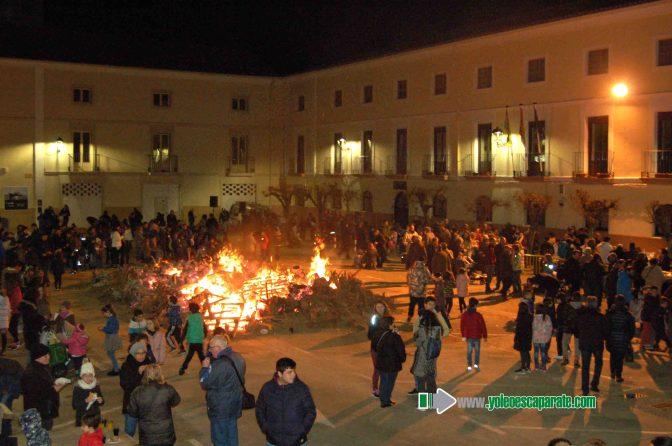 Galería: Celebración de San Antón en Alfaro