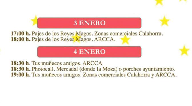Hoy continúa la campaña de dinamización comercial de Calahorra