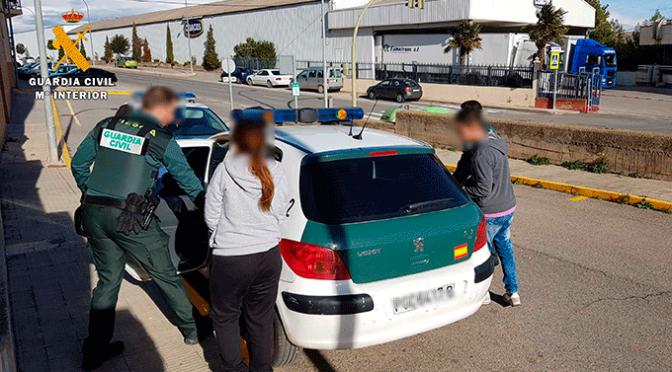 La Guardia Civil detiene a cuatro personas por agredir a un ciudadano en Autol