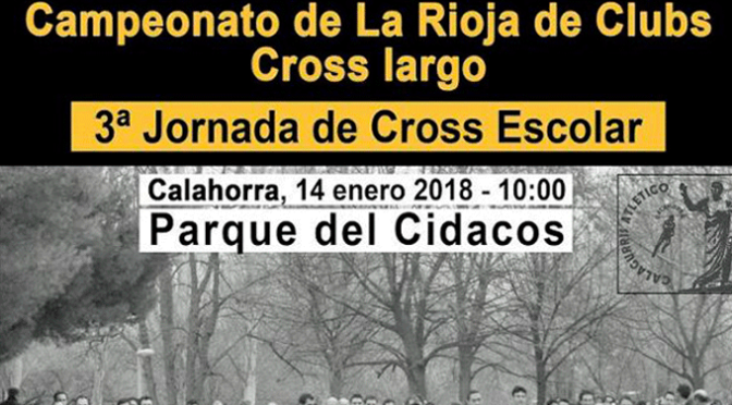 Campeonato de La Rioja de Clubs Cross largo