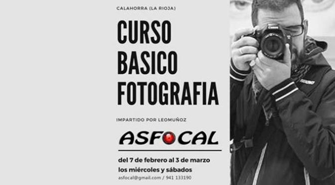CURSO BASICO DE FOTOGRAFIA con Asfocal