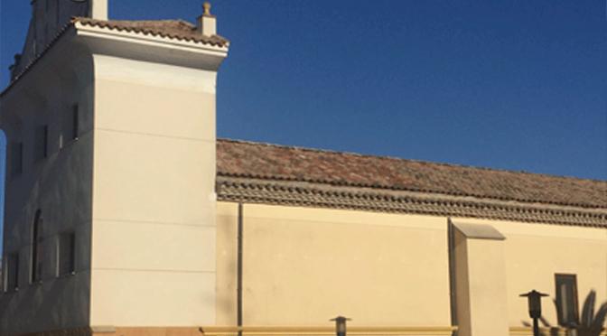 """Los trabajos en la sala cultural """"Ermita de la Concepción"""" ya han concluido"""
