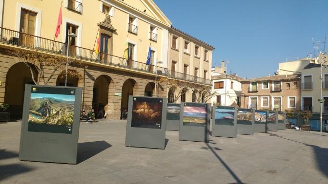 Muestra fotográfica sobre Formas geológicas singulares de La Rioja