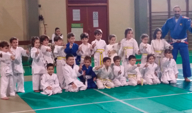 Jornada de Judo en Calahorra