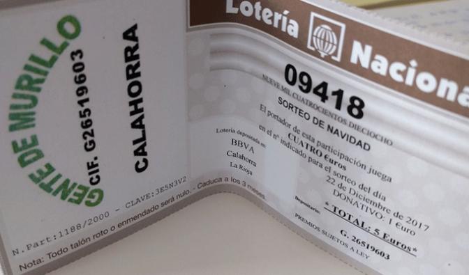 Lotería Gente de Murillo