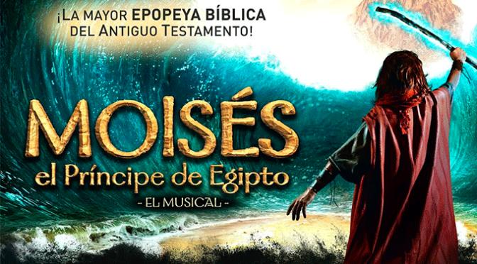 Moisés, el príncipe de egipto llega a Calahorra