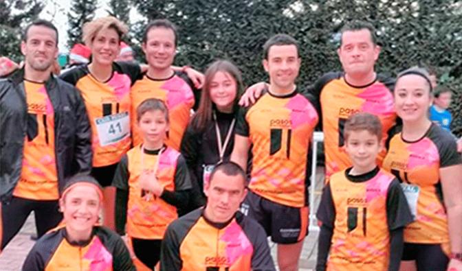 El Pasos Runners acaba el año de San Silvestres