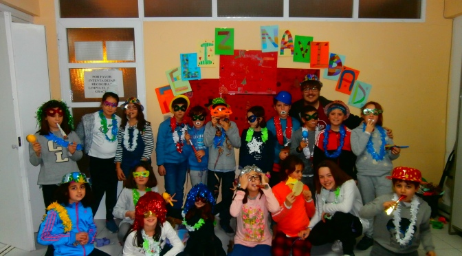 Mas de 80 niños participan en la Campaña Concilia en Navidad de San Adrián