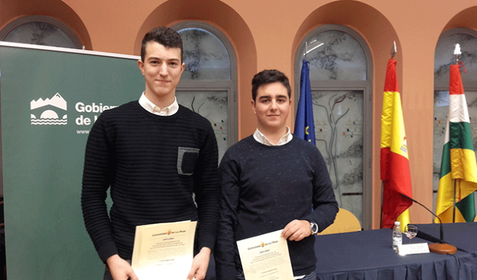 El IES Marco Fabio premio extraordinario de educación secundaria obligatoria de La Rioja y accésit