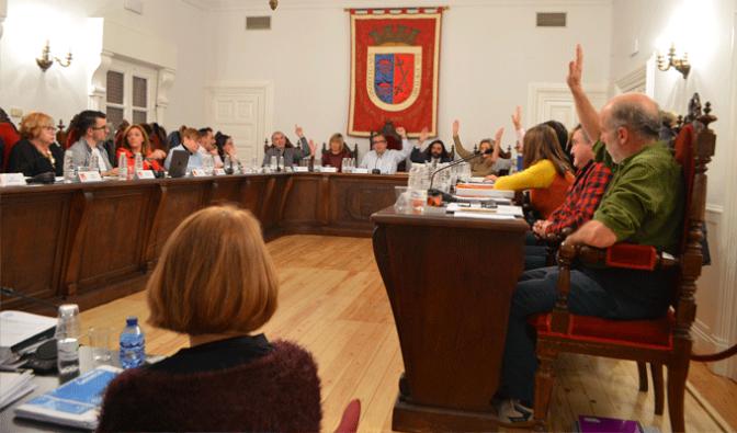 Aprobado el presupuesto municipal para 2018
