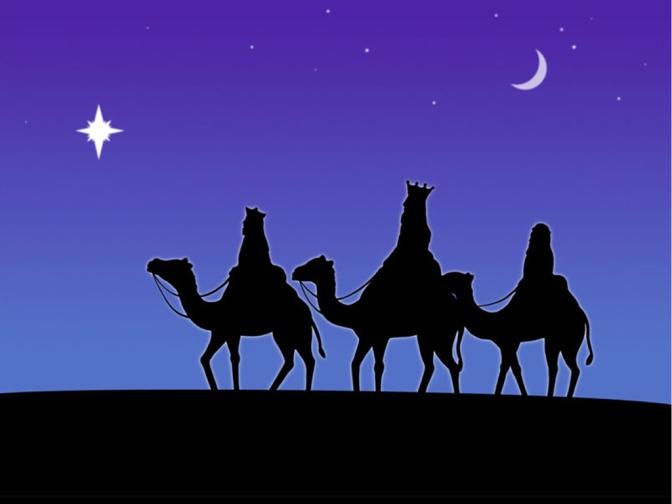 Los Reyes Magos en Autol
