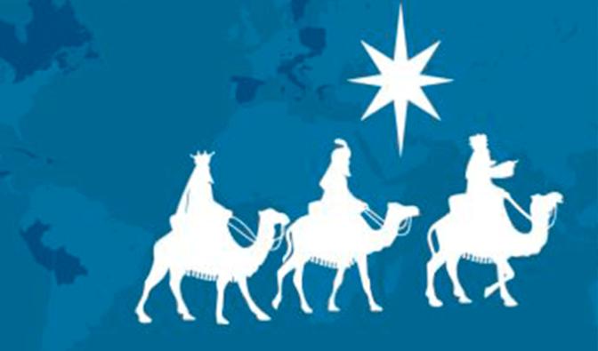 Los Reyes Magos, ya vienen de camino… a Pradejón