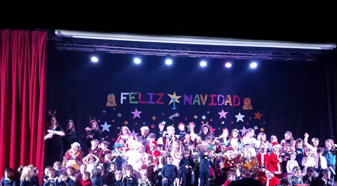 Actividades de diciembre en La Salle El Pilar