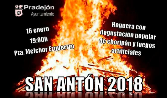 San Antón en Pradejón