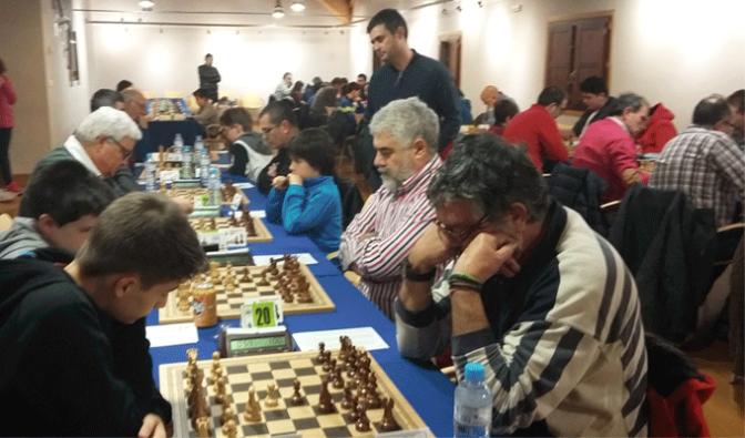 Comienzo XXIV Torneo Absoluto Ciudad de Alfaro