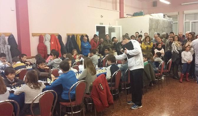14º Torneo de la Ribera organizado por el Club Ajedrez Alfaro