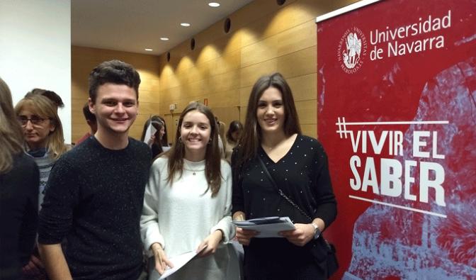 Los alumnos de Agustinos visitan Unitour