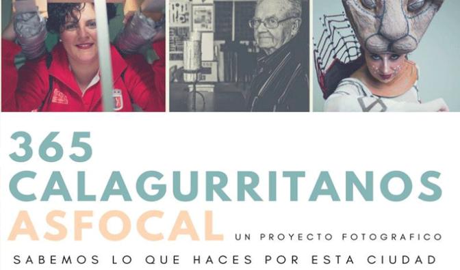 Nuevo proyecto fotográfico 365 calagurritanos