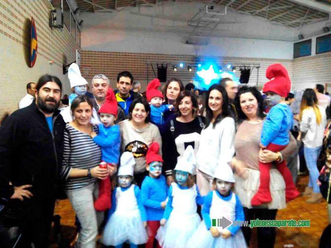 Alfaro, disfrutó del Carnaval