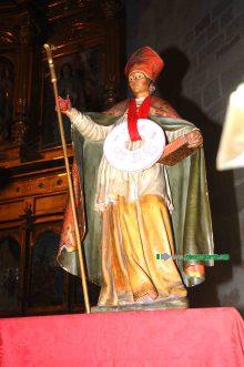 San Blas en Calahorra