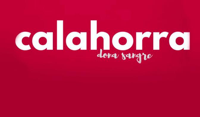 #donasangre este fin de semana en Calahorra