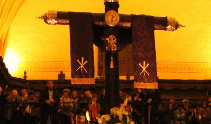 Fiesta de la exaltación de la Cruz de la Caravaca