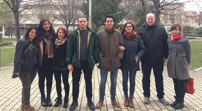 Dos nuevos voluntarios europeos en Calahorra