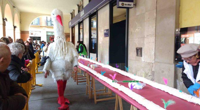 Galería: Día de la cigüeña en Alfaro
