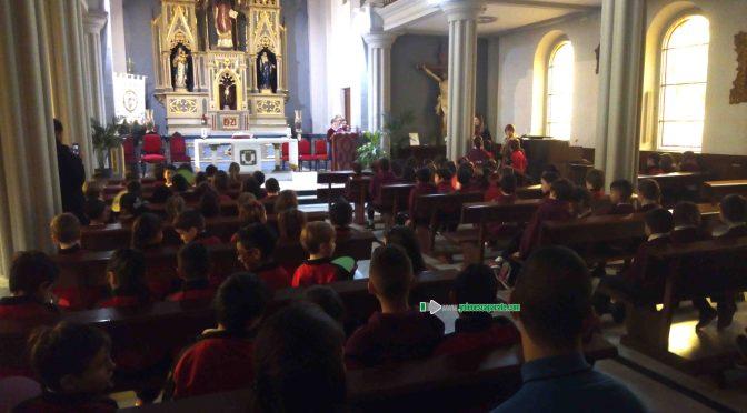 Celebración del día de la Educación Emocional en Agustinos Calahorra