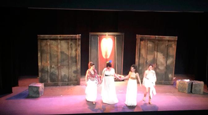 """El fin de semana continuo la III Muestra de teatro aficionado con """"La Canilla"""""""