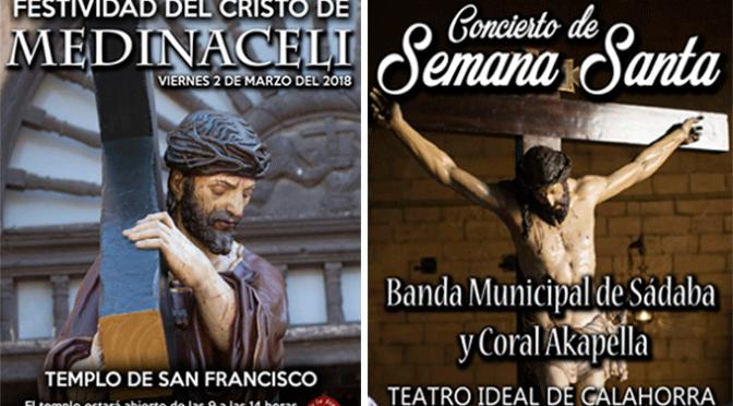 Próximos actos de la Cofradía de  Santa VeraCruz en Calahorra