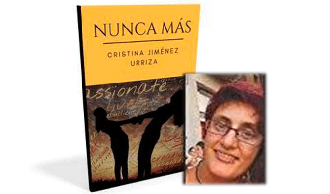 Nueva novela de Cristina Jiménez Urriza