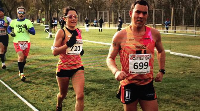 EL Pasos Runners en Logroño en el cierre de temporada de Cross