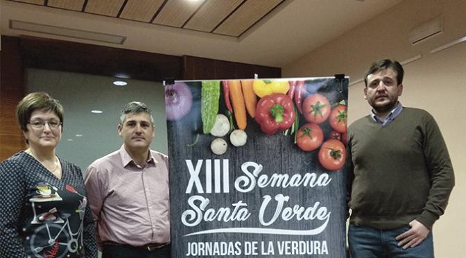 El alfareño Miguel A. Andelo inaugurará la XIII Semana Santa Verde