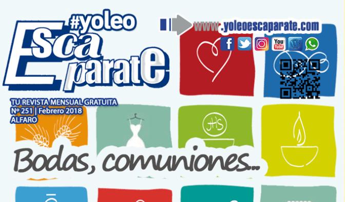 Mañana Escaparate Alfaro Febrero en los mejores establecimientos