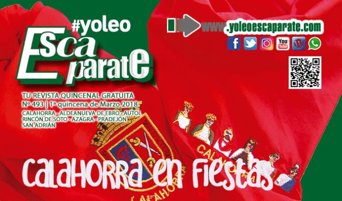 Fiestas de Marzo en la 1ª Quincena de Marzo Escaparate #yoleoescaparate