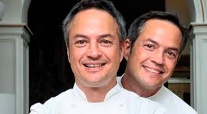 Los hermanos Torres en las XXII Jornadas Gastronómicas de la Verdura